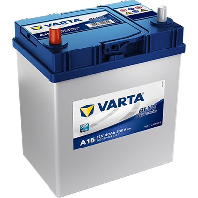 Akumulator VARTA Blue Dynamic 40Ah L+