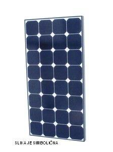 Solarni modul 130W PHAESUN, back contact